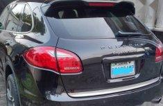 Clean Nigerian used Porsche Cayenne 2014 Model  Brown