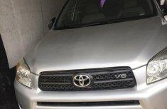 Sell used 2006 Toyota RAV4 in Lagos (origin: foreign)