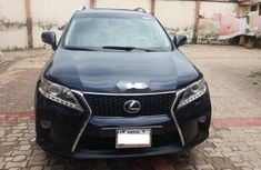 Used 2010 Lexus RX suv / crossover automatic for sale in Abuja