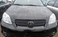 Sell black 2007 Toyota Matrix automatic in Lagos at cheap price