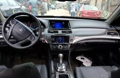 Foreign Used Honda Accord CrossTour 2014 Gray