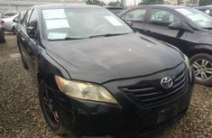 Used black 2008 Toyota Camry sedan for sale at price ₦1,350,000
