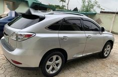 Clean Tokunbo Lexus RX 2011 Silver for Sale