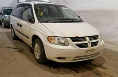 Foreign Used Dodge Caravan 2006 Cargo Van White