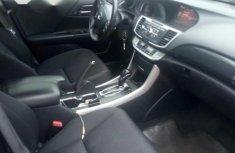 Nigerian Used Honda Accord 2015 Black
