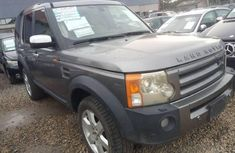 Sell sparkling 2007 Land Rover LR3 suv / crossover automatic