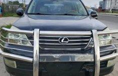 Best priced used black 2006 Lexus GX automatic in Lagos