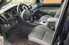 Neat Tokunbo Toyota Tacoma 2009 Model  Black