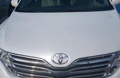 Foreign Used Toyota Venza 2012 AWD White