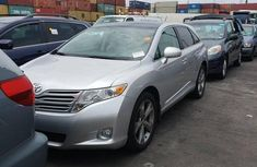 Clean Tokunbo Toyota Venza 2012 AWD Silver