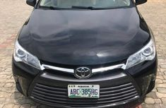 Black 2015 Toyota Camry for sale at price ₦5,000,000
