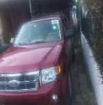 Sell well kept 2008 Ford Escape automatic in Lagos
