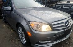Used 2009 Mercedes-Benz C300 automatic at mileage 78,525 for sale in Lagos