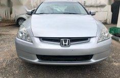 Foreign Used Honda Accord Sedan LX V6 Automatic 2005 Silver