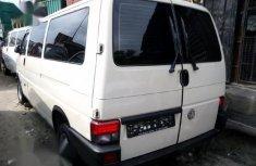 Foreign Used Volkswagen Transporter Bus 1998 Model White