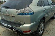 Clean Tokunbo used  Lexus RX 2009 Silver