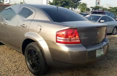 Neatly Used Dodge Avenger 2009 Brown