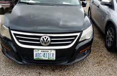 Clean Nigerian used Volkswagen Passat 2012 Model Black