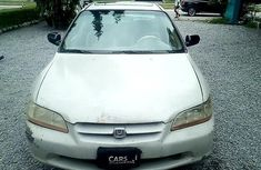 Need to sell cheap used 1998 Honda Accord at mileage 9,001