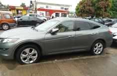 Very Clean Foreign used Honda Accord CrossTour 2011 EX-L AWD Green