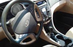 Neat Tokunbo Hyundai Sonata 2012 Red