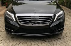 Sell 2018 Mercedes-Benz S550 suv / crossover automatic at price ₦45,000,000 in Lagos