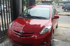 Need to sell high quality 2008 Toyota Yaris sedan automatic at price ₦2,200,000