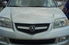 Neat Nigerian used Acura MDX 2006 Silver