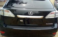 Neat Foreign used Lexus RX 2014 Black