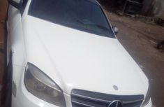 Sell authentic used 2010 Mercedes-Benz C300 in Lagos