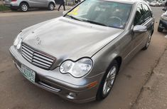 Sell cheap brown 2004 Mercedes-Benz C240 automatic