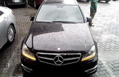 Sell well kept 2012 Mercedes-Benz C300 at mileage 11,111 in Lagos
