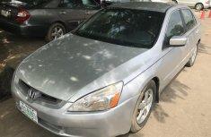 Selling 2004 Honda Accord sedan at price ₦840,000 in Lagos