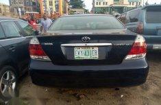 Neat Nigerian used Toyota Camry 2004 Blue