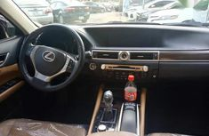 Clean Tokunbo Lexus GS 2013 Black