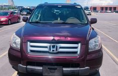 Used 2008 Honda Pilot suv / crossover automatic for sale in Lagos