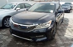 Sell used 2016 Honda Accord automatic at price ₦7,500,000