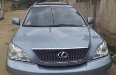 Very Clean Foreign used Lexus RX 2004 Blue