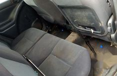 Nigerian Used Toyota Matrix 2004 Black