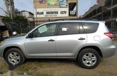 Clean Tokunbo Toyota RAV4 2009 Silver
