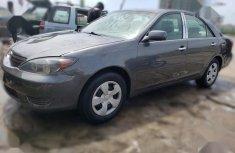 Nigerian Used Toyota Camry 2004 Gray