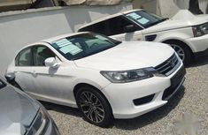 Super Clean Foreign used Honda Accord 2013 White