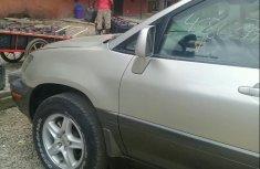 Nigerian Used Lexus RX 2001 Gray