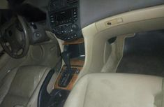 Neat Nigerian used Honda Accord 2004 Silver