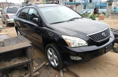 Clean black 2004 Lexus RX car for sale at attractive price