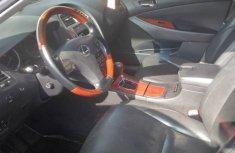 Neat Nigerian used Lexus ES 2006