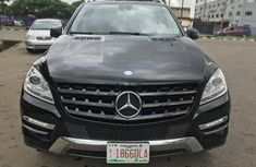 Well maintained 2014 Mercedes-Benz ML350 automatic at mileage 21,726 for sale
