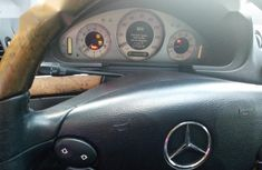 Nigerian Used Mercedes-Benz E350 2008 Model