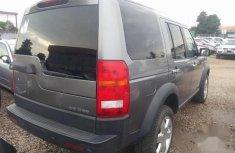 Nigerian Used Land Rover LR3 2007 Gray