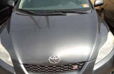 Foreign Used Toyota Matrix 2010 Gray